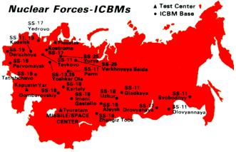 ICBMs 1980s